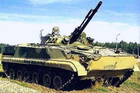 БМП-2. Фотография с сайта snariad.ru