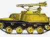 Реактивная установка БМ-8-24 -фото взято с электронной энциклопедии Военная Россия