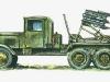 Реактивная установка БМ-8-36 -