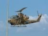 Многоцелевой ударный вертолет Bell AH-1 Cobra. Фото с сайта www.compilots.com