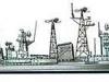 Тип Комсомолец Украины (проект 61) - фото взято с электронной энциклопедии Военная Россия