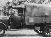 Трехтонный армейский грузовой автомобиль ''Хорх'' KL с металлическими шинами на пружинной подвеске, 25-42 л. с, 1917-1918гг.