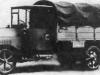 Трехтонный армейский грузовой автомобиль ''Дукс'' LJ, 1913-1915 гг.