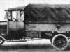 Войсковой   грузовой   автомобиль NSU, 2,5т, 1914 г.