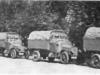 Колонна грузовых автомобилей ''Дикси'' (ориентировочно 1915 г.).
