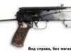 9 - мм ПИСТОЛЕТ-ПУЛЕМЕТ СИСТЕМЫ М.Т. КАЛАШНИКОВА. www.sinopa.ee