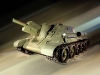 122-мм самоходная артиллерийская установка СУ-122 - фото взято с электронной энциклопедии Военная Россия