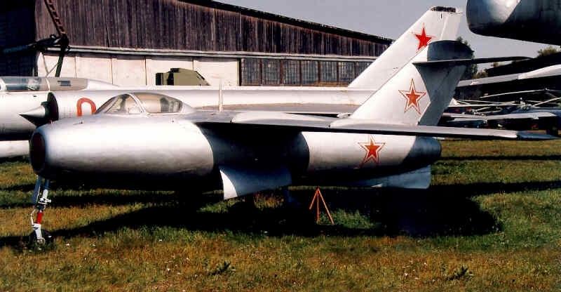 Ла-15 (истребитель-перехватчик) | Военный портал