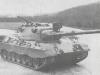 Основной боевой танк «Леопард 1 А 2». Серия 1 972-1973 гг. (усиленная бронезащита литой башни)