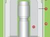 Противопехотная мина ПОМ-2 - фото взято с сайта tewton.narod.ru