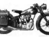 Легкий мотоцикл 250 см3  NSU 251 OS