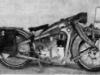 Мотоцикл среднего класса 400 см3 BMW R4. Кроссовый мотоцикл райхсвера.