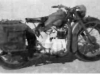 Мотоцикл среднего класса 350 см3  BMW R 35
