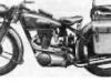 Мотоцикл среднего класса 350 см3 «Виктория» KR 35 WH