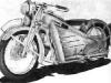 Тяжелый   мотоцикл   500   см3. ''Виктория'' KR9