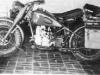 Тяжелый мотоцикл 750 смэ с активной коляской BMW R 75