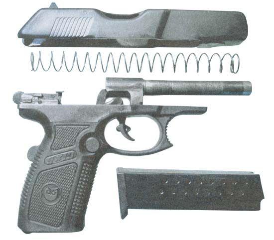 Пистолет армейский 6п35 фото взято с