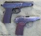9-мм пистолет СПС Сердюков, Беляев 2003 - фото взято с сайта http://handgun.kapyar.ru/