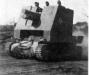 Тяжелое 150-мм пехотное орудие 15cm  sIG33 на шасси танка Рz IВ.