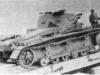 Танк Рz IIb (во время испытаний в Эмдене, осень 1940 г.