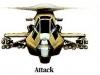 Многоцелевой разведывательно-ударный вертолет Boeing Sikorsky RAH-66 Comanche
