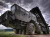 Дальнобойная реактивная система залпового огня (РСЗО) Смерч - фото взято с сайта talks.guns.ru