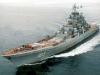 Тяжелый атомный ракетный крейсер Петр Великий - фото взято с сайта http://vs.milrf.ru