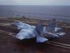 Су-33 (палубный истребитель) - фото взято с сайта http://www.combatavia.info