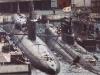 Дизельная подводная лодка Проект 633 - фото взято с электронной энциклопедии Военная Россия
