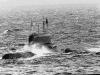 Атомная подводная лодка с крылатыми ракетами (поект 667АТ) Груша - фото взято с электронной энциклопедии Военная Россия
