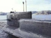 Атомная подводная лодка с баллистическими ракетами Проект 667БДРМ - фото взято с электронной энциклопедии Военная Россия