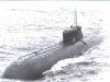 Атомная подводная лодка с крылатыми ракетами (проект 670М) Чайка - фото взято с электронной энциклопедии Военная Россия