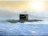 Дизельная подводная лодка Проекты 677 Лада и 677Э Амур-1605 - фото взято с электронной энциклопедии Военная Россия