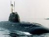 Атомная подводная лодка (Проект 671) Ёрш - фото взято с электронной энциклопедии Военная Россия