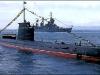 Дизельная подводная лодка Проект 611 - фото взято с электронной энциклопедии Военная Россия