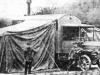 Армейский банный автомобиль ''Даймлер''