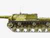 152-мм самоходная артиллерийская установка СУ-152 (1943) - фото взято с электронной энциклопедии Военная Россия