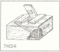 Противотанковая мина ТМД-44 - фото взято с сайта www.arms.ru