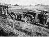 """Артиллерийский тягач ''Крупп Длймлер'', сдаигателем 100 л.с, приводом на четыре колеса и лебедкой, по заказу фирмы ''Крупп'' разработан на ''Даймлере"""" и производился с 1917 г. Тягач КKD1 во время ПИВ был лучшим и наиболее часто встречавшимся немецким артиллерийским тягачом,  с 150-мм орудием."""