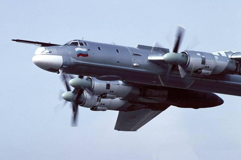 Русские бомбардировщики напугали европейские ВВС