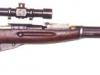 Снайперская винтовка образца 1891/30 гг. Калибр 7,62-мм.www.sinopa.ee