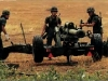 Разработанная специально для экспортного рынка, легкая 105-мм пушка LG 1 компании «Джает Индастрис»-пример более легкого орудия современной артиллерии. Максимальная дальность стрельбы составляет 17500м.