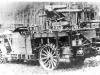 САУ на грузовом автомобиле «Крупп-Даймлер» 19, двигатель 100 л. с, привод на четыре колеса. Опытный образец 1918г.