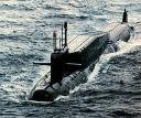 Атомная подводная лодка с баллистическими ракетами Проект 667БДР Кальмар