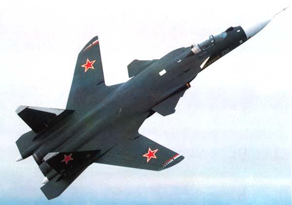 """Су-47 """"Беркут"""" (5 фото)"""
