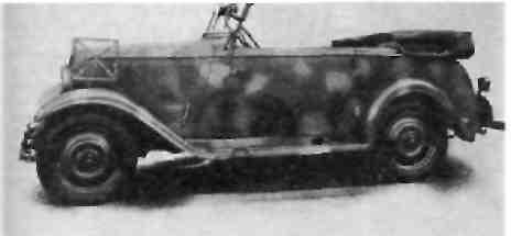 «Ганомаг Гарант», модель 1936-1937 гг.