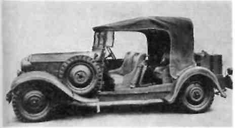 ''Ганомаг Рекорд'' (1934-1936 гг.)