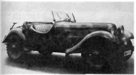 """Ганомаг Штурм"", модель 1937-1938 гг."
