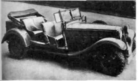 «Ганомаг Штурм», модель 1937-1938 гг.