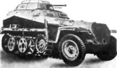 Sd Kfz 250/9